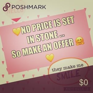 Other - Make me some offers!!!!